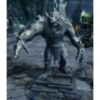 Commemorative Statue of Kephess the Undying