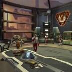 Erebus' Havoc Squad HQ - The Harbinger