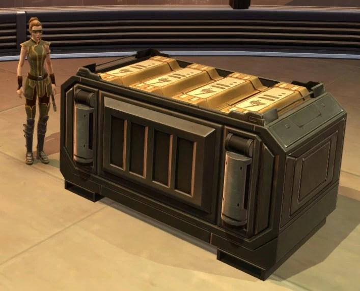 Treasure Crate 2