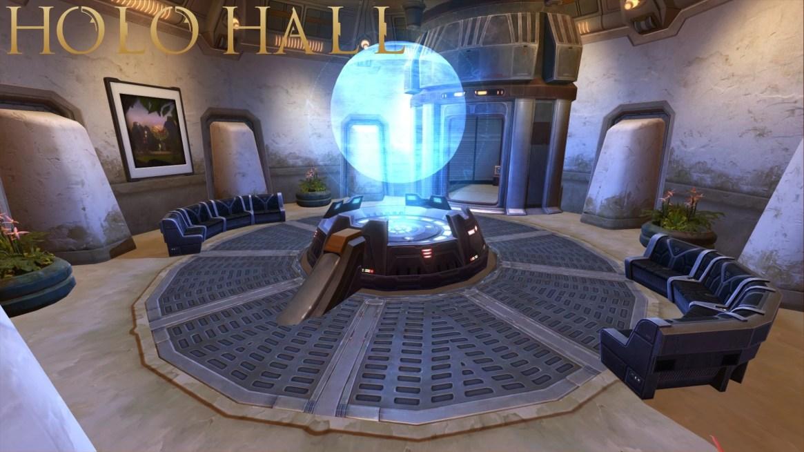 Holo-Hall
