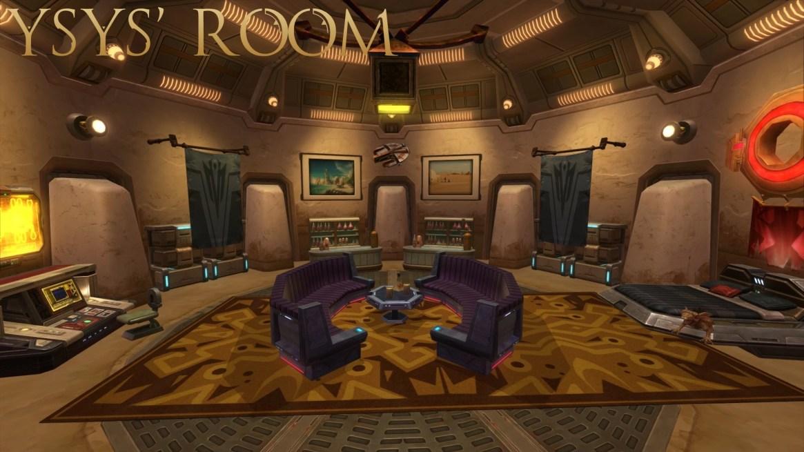 Ysys-room