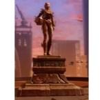 Commemorative Statue of Mandalore the Avenger
