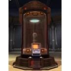 Starship Droid Display Case