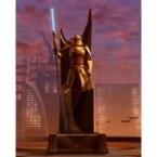 Zakuul Knight Statue