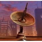 Odessen Radar Dish