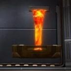 Iokath Forge Lavafall