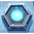 Hex Light: Blue