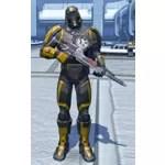 Iokath Alliance Soldier