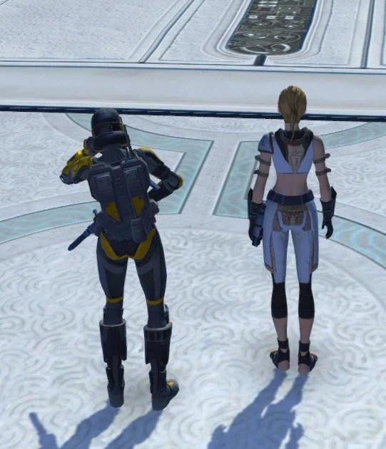Iokath Alliance Officer