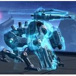 Reclaimed Singularity Droid