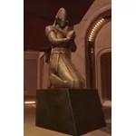 Rakata Priest Statue