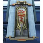 Banner: House Cortess (Hanging)