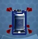 Pressurized Coolant Tank