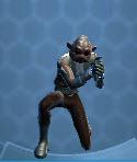 Sullustan Smuggler
