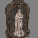Holofire Jedi Master Shrine