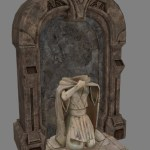 Holofire Jedi Padawan Shrine