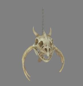 Ossus Beast Skeleton