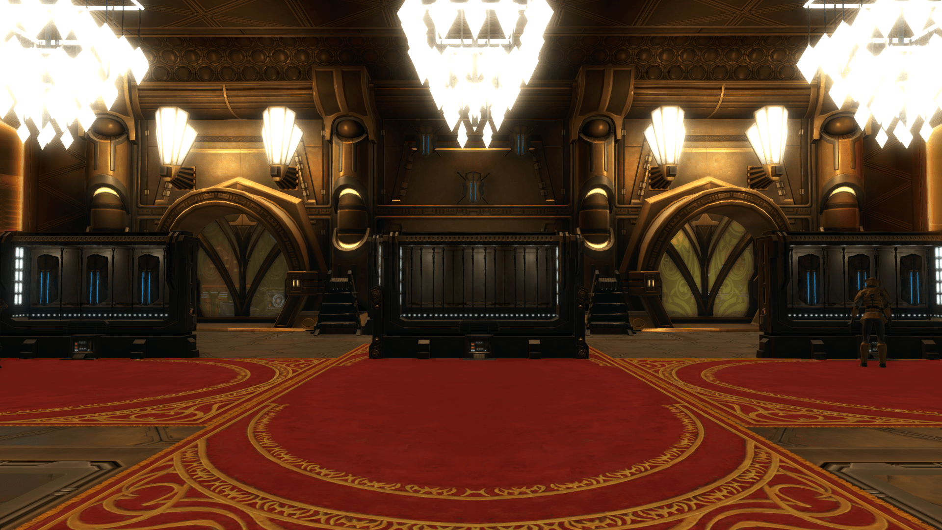 Mansion of the Eternal Dragon- Empire of the Eternal Alliance Guild HQ- Imperial Faction- Pt. I – Satele Shan