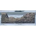Dantooine Stone Wall (Damaged)