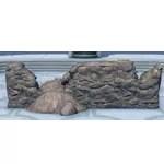 Dantooine Stone Wall (Rubble)