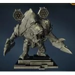 Apex Vanguard Statue