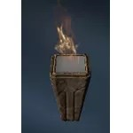 Fire Sconce