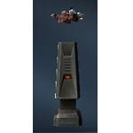 Personal Starship Display: Jedi