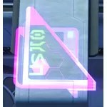 Holo Sign: Mek-Sha Bank