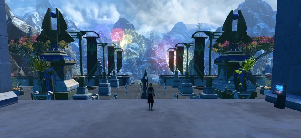Hayley Dorne's Alderaan Jedi Enclave [Part 1: Exterior] – Satele Shan