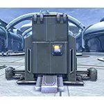 Carbonite Freeze Chamber
