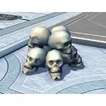 Small Skull Pile