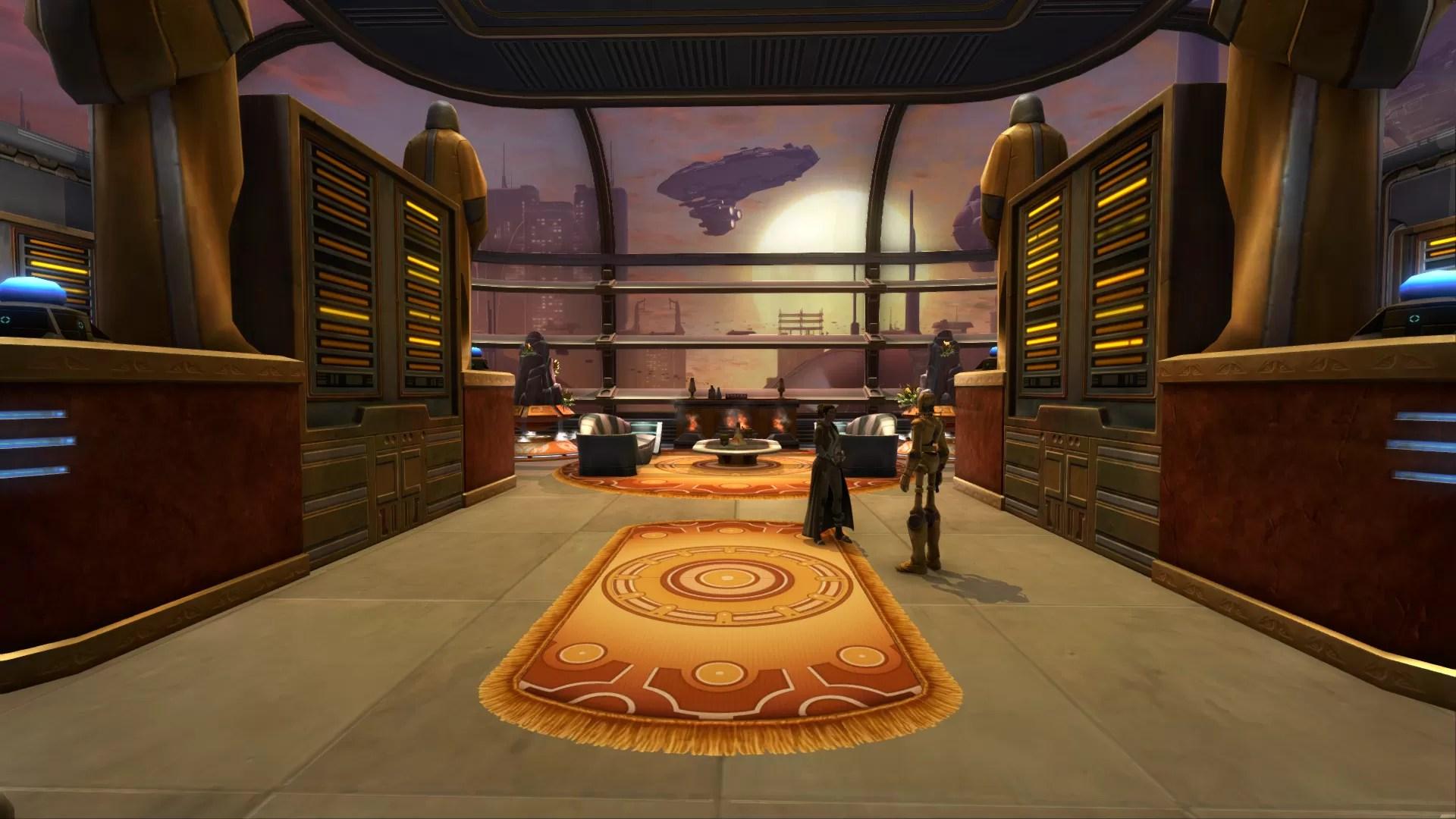 Hayley Dorne's Coruscant Jedi Academy (Part 1) – Satele Shan