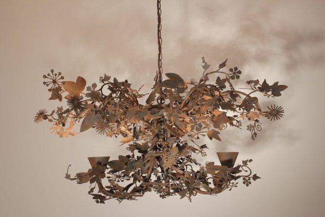 Ivy Shadow Lighting Studio Tord Boontje Small Chandelier