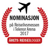 Norges beste reiseblogger