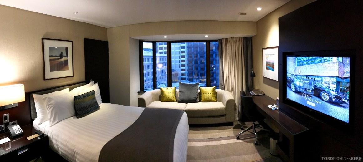 InterContinental Wellington club room