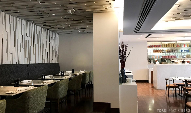 InterContinental Wellington restaurant