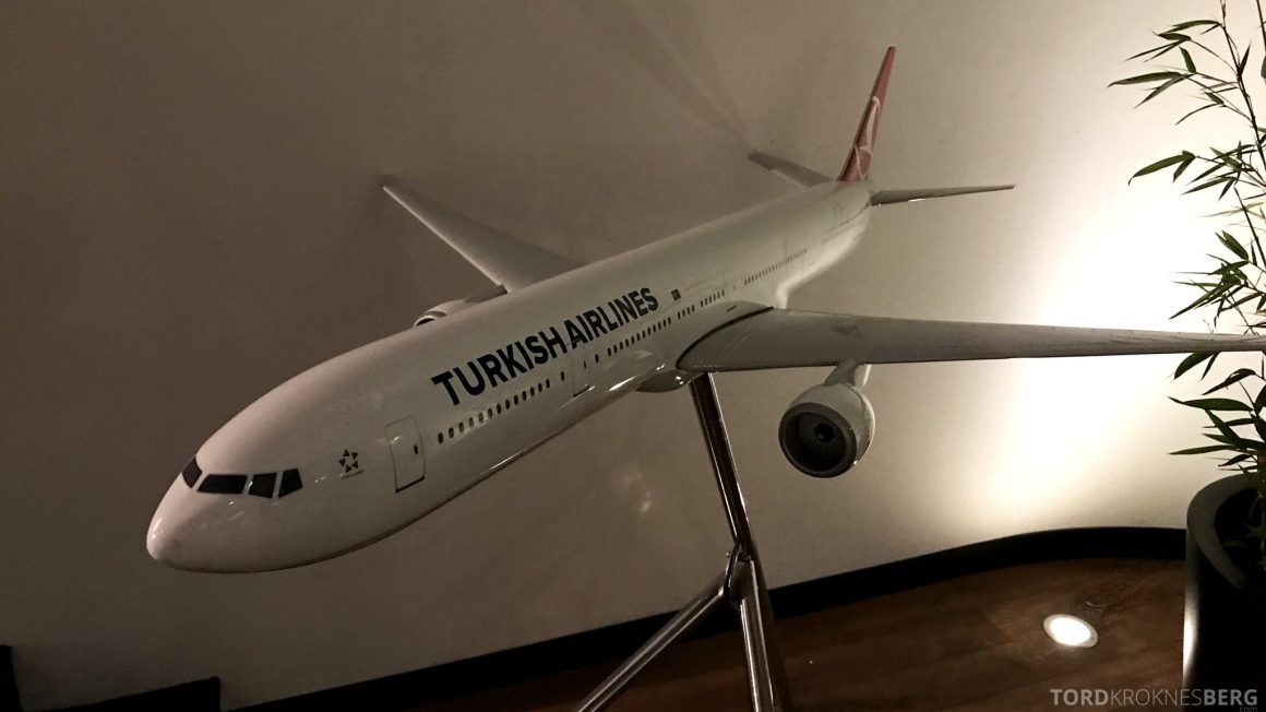 Turkish Airlines CIP Lounge Istanbul fly