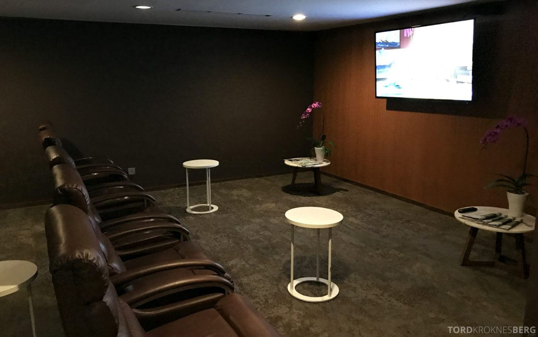 Garuda Indonesia Domestic Lounge Jakarta kino