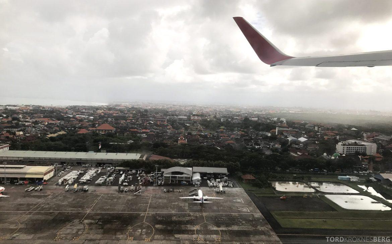 Garuda Indonesia Economy Bali Jakarta adjø