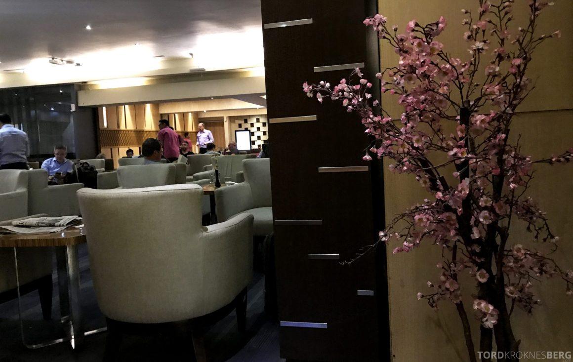 Premier Lounge Jakarta detaljer