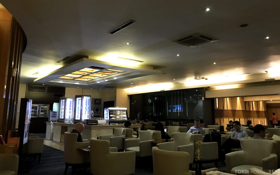 Premier Lounge Jakarta oversikt