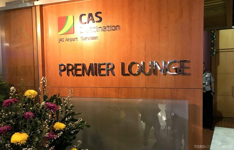 Premier Lounge Jakarta inngang