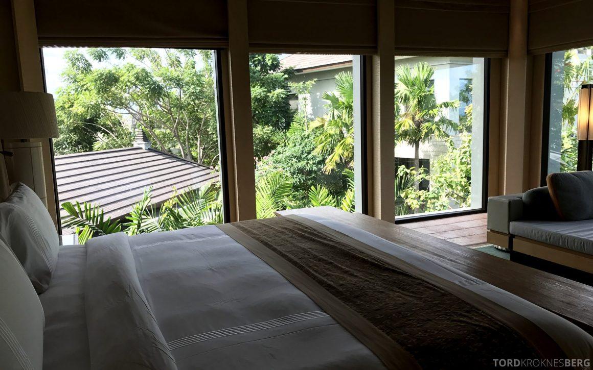 Ritz-Carlton Bali Cliff Villa seng