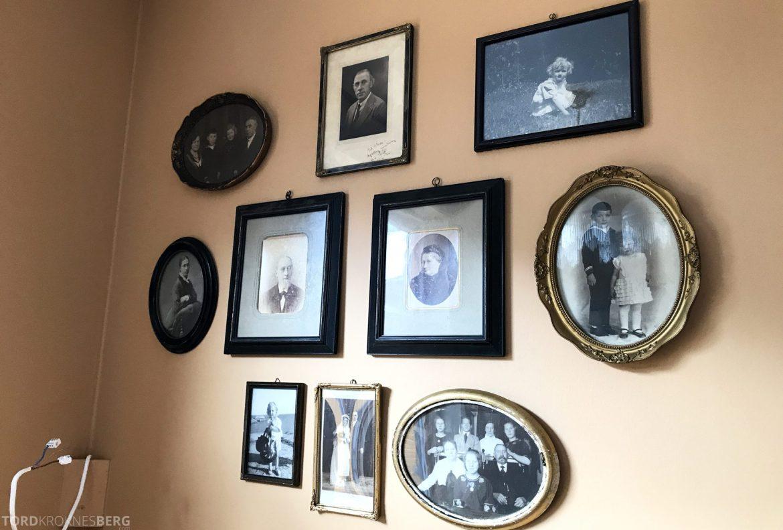 Dalen Hotel Telemark historie