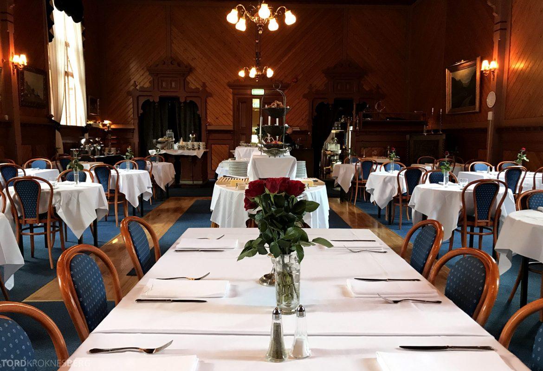 Dalen Hotel Telemark detaljer frokost