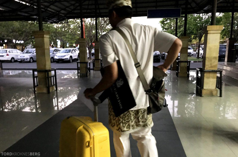 Ritz-Carlton Bali sjåfør