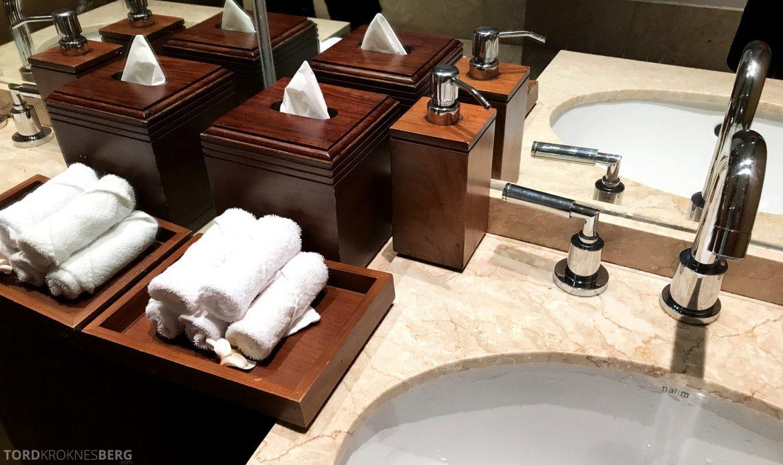 Ritz-Carlton Bali toalett
