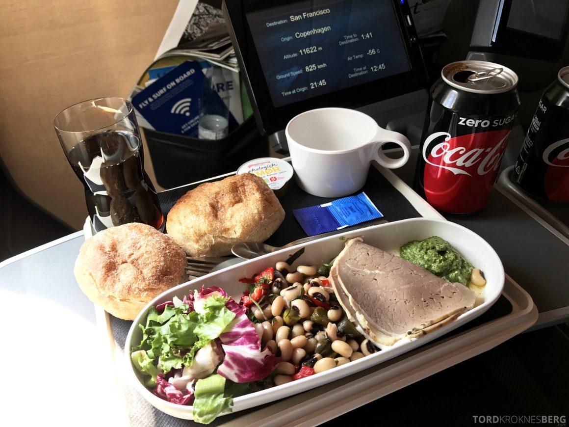 SAS Plus Oslo San Francisco lunch