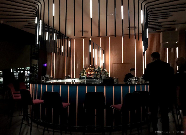Ling Ling Hakkasan Oslo interiør bar