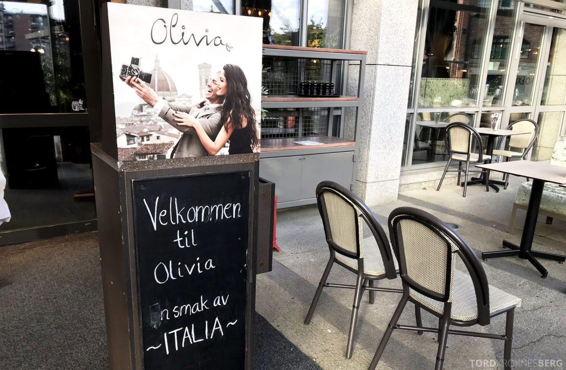 Restaurant Olivia Solsiden Trondheim velkommen